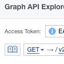 Facebook API Explorer